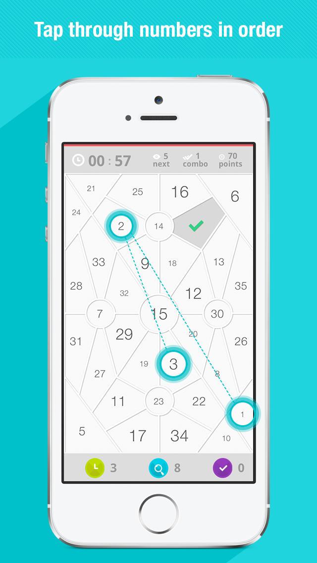 Next - Numbers App - 1