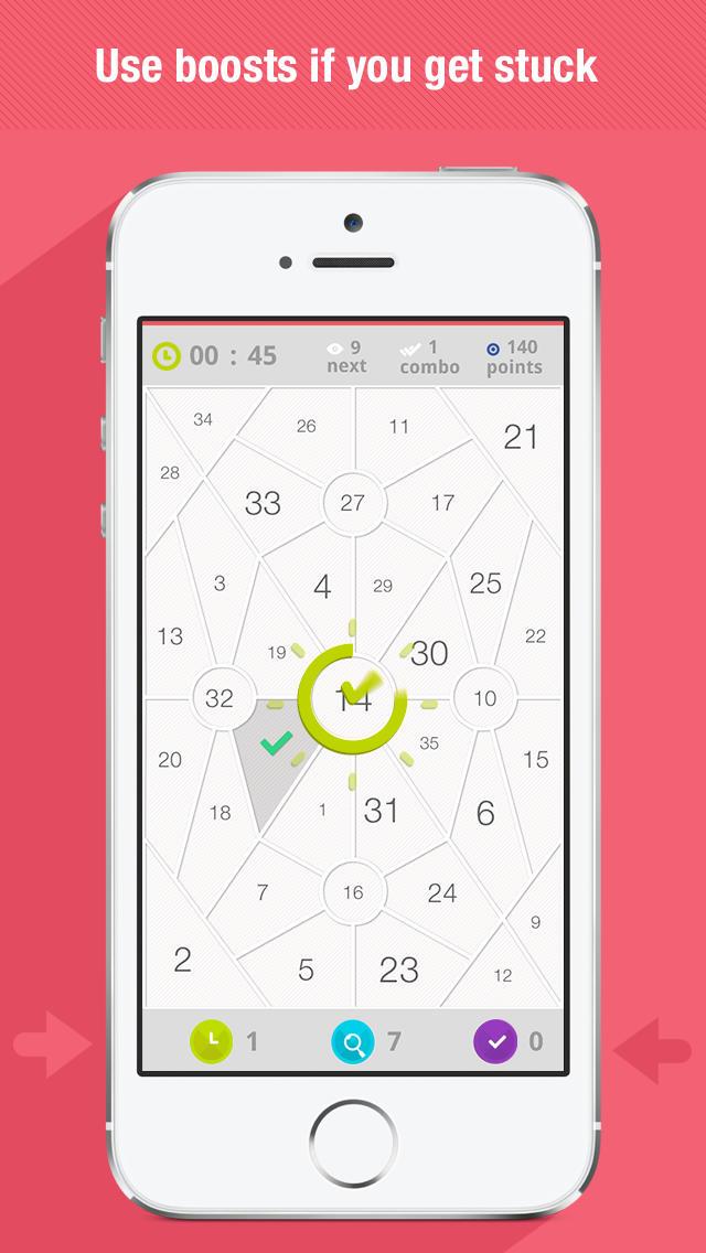 Next - Numbers App - 2