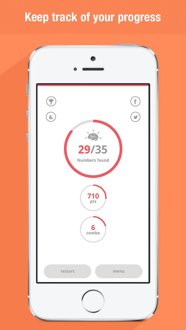 Next - Numbers App - 3