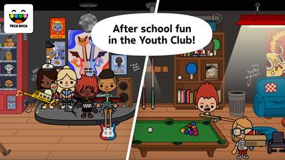 Toca Life: School-2