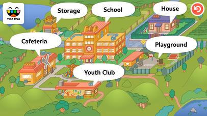 Toca Life: School-5