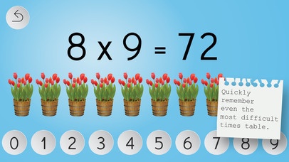 Talking Times Table - Easy study and fast learning-3