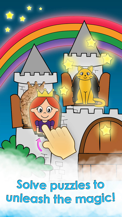 Princess Games Activity Puzzle