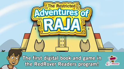 E-Books for Empathy: The Restricted Adventures of Raja-1