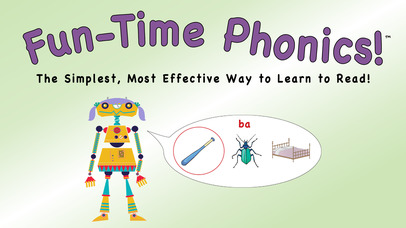 Fun-Time Phonics!™ - Learning to Read-1