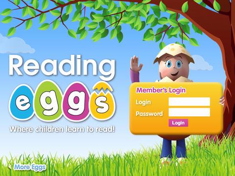 Reading Eggs Student App - 1