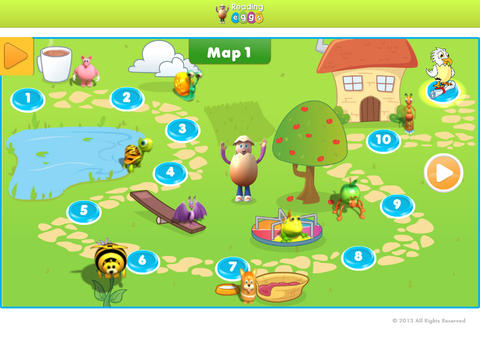 Reading Eggs Student App - 2
