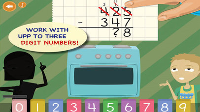 Math Bakery 2 - Continue Counting App - 5
