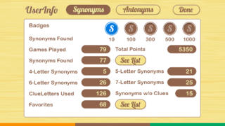 Find The Synonym App - 4