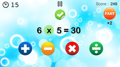 Maths Champions - fun brain games for kids and adults App - 1