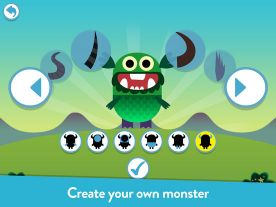 Teach Your Monster to Read App - 1