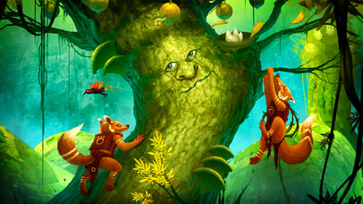 Fox Tales - Story Book for Kids-2