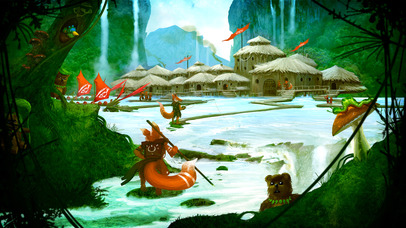 Fox Tales - Story Book for Kids-4