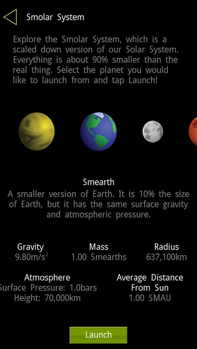SimpleRockets App - 2