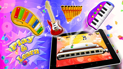 Music Sparkles – Musical Instruments Collection App - 4