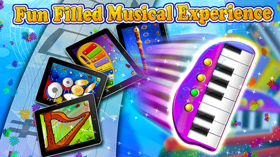 Music Sparkles – Musical Instruments Collection App - 5