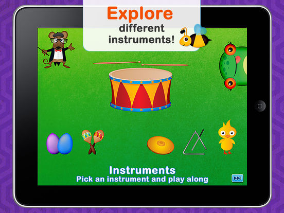 Musical Me! HD - by Duck Duck Moose App - 5