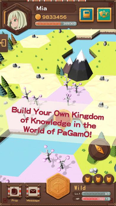 PaGamO App - 1