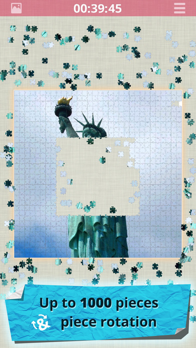 Jigsaw Puzzles Real Free-1