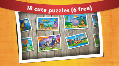 Super Puzzle - Jigsaw Puzzles for Toddlers-2