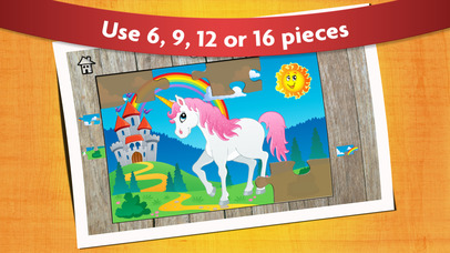 Super Puzzle - Jigsaw Puzzles for Toddlers