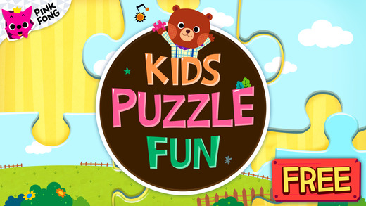 PINKFONG Kids Puzzle Fun App - 1