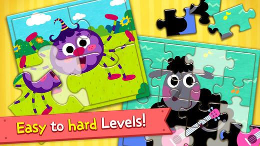 PINKFONG Kids Puzzle Fun-2