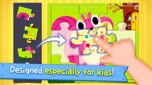 PINKFONG Kids Puzzle Fun App - 3