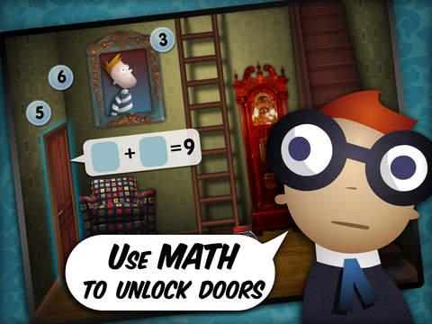 Mystery Math Town-2