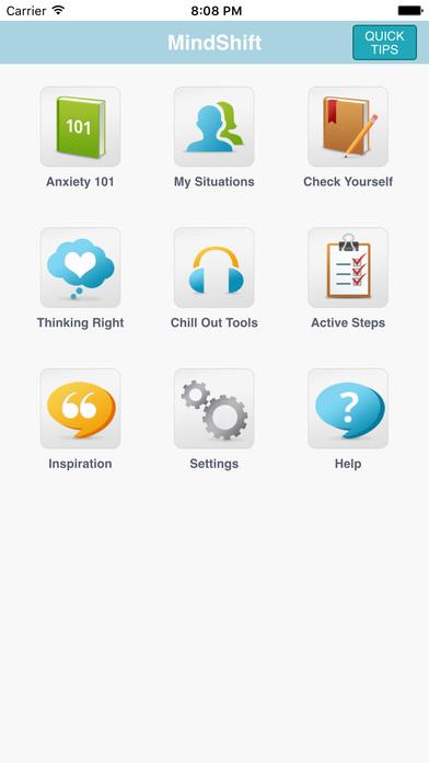 MindShift App - 1