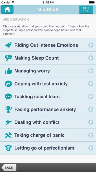 MindShift App - 5