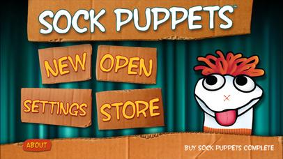 Sock Puppets App - 1