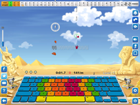 Typing Fingers-4