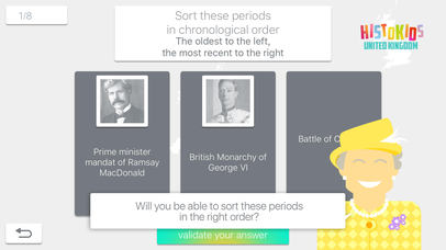 HistoMaster UK: Learning History of United Kingdom is Fun - Brexit Quiz Game App - 3