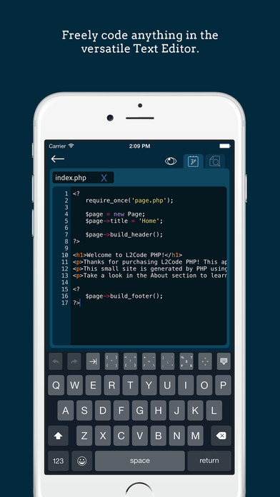 L2Code PHP - Learn to Code PHP Scripts App - 3