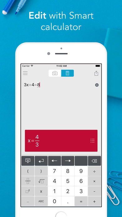 Photomath - Camera Calculator App - 3