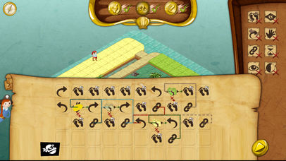 Coding Pirates Game App - 1
