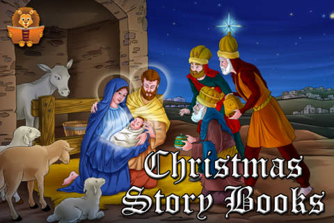 Christmas Story Books-2