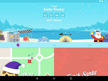 Google Santa Tracker App - 3