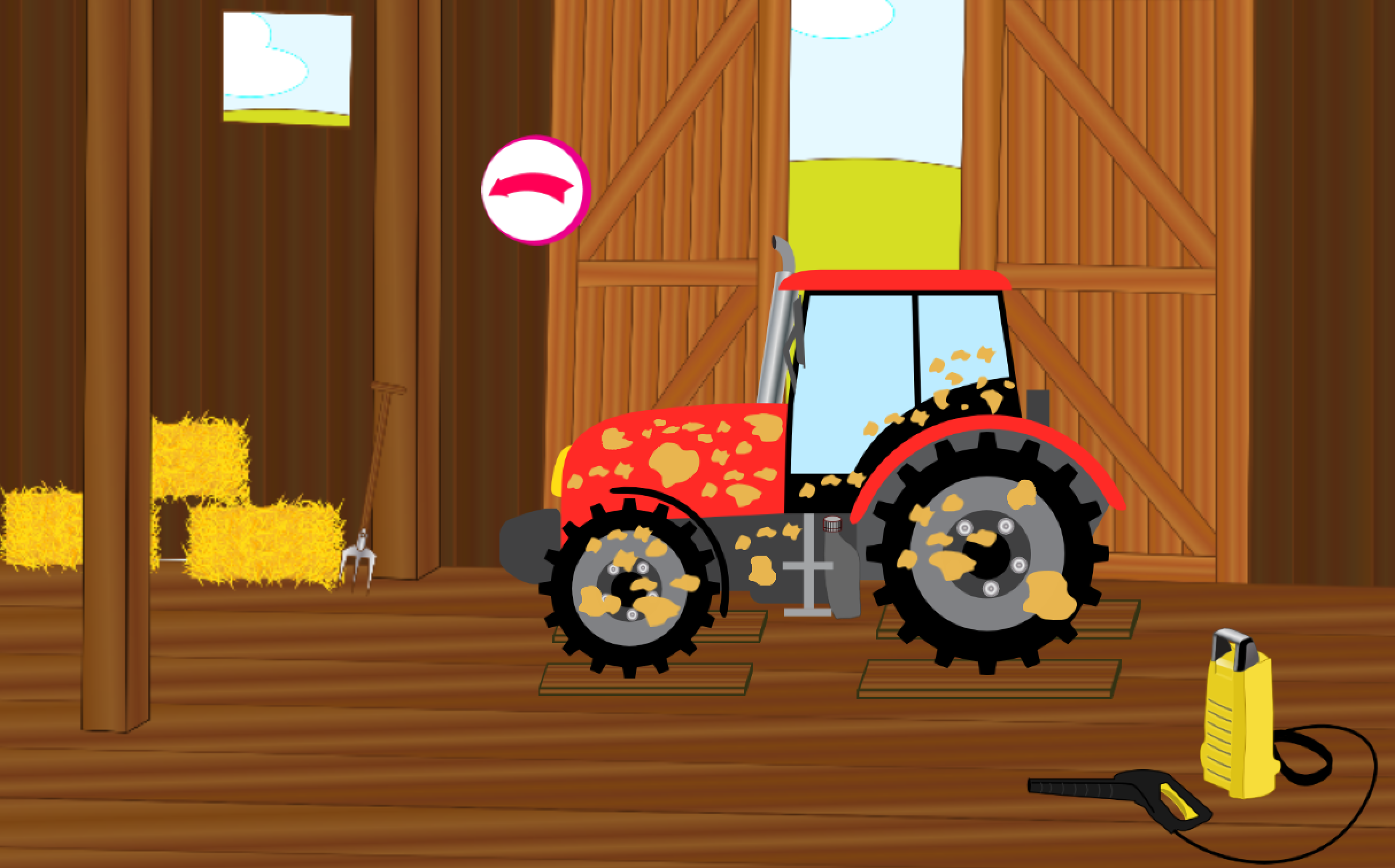 Animals Farm For Kids PRO-4