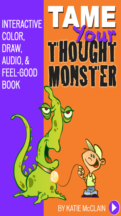Tame Your Thought Monster-1