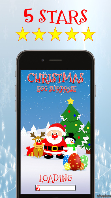 Christmas Egg Surprise App - 1