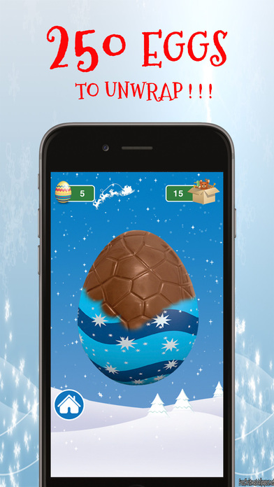 Christmas Egg Surprise App - 2