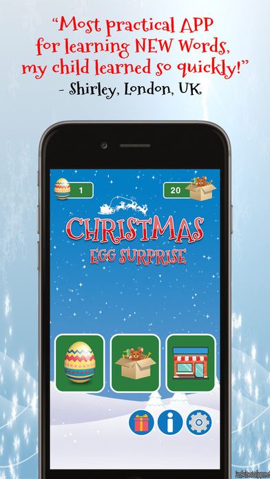 Christmas Egg Surprise App - 5