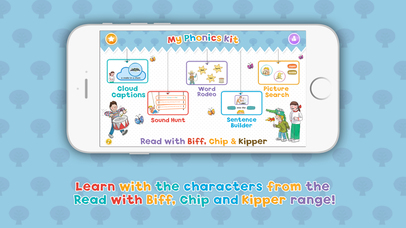 My Phonics Kit - Biff, Chip & Kipper-1