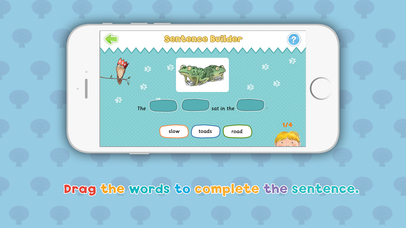 My Phonics Kit - Biff, Chip & Kipper App - 2