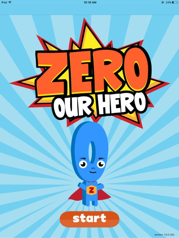 Zero Our Hero App - 5