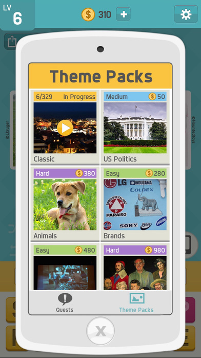 Pictoword: Fun New Word Games App - 5