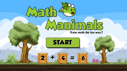Math Manimals - Train math the fun way-1