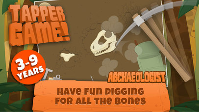 Archaeologist: Learning Dinosaur & Games for Kids App - 1